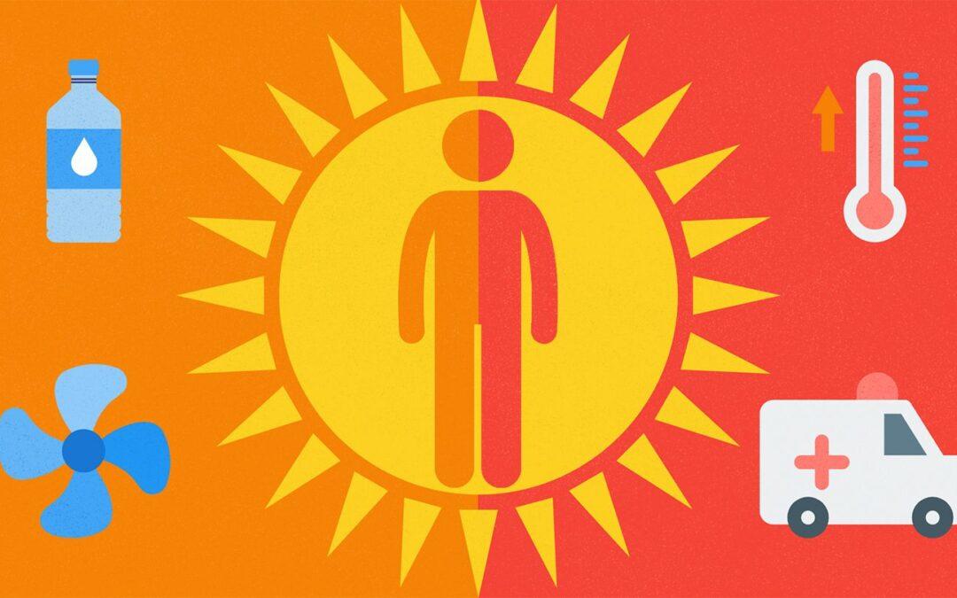 Heat Alert: Deschutes County prepares for high temps from June 25 thru July 1st
